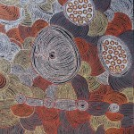 Untitled – Ancestral Country 1350 x 1400 mm