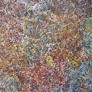 Bush Plum Dreaming 1500mm x 2000mm