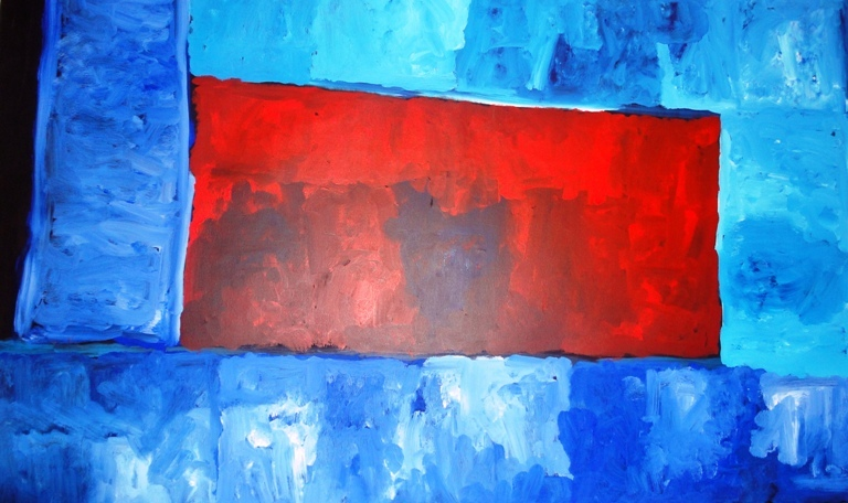 My Country 940mm x 1450mm