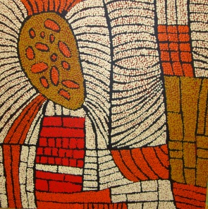 Sacred Women's Business 950 x 950mm $8,500