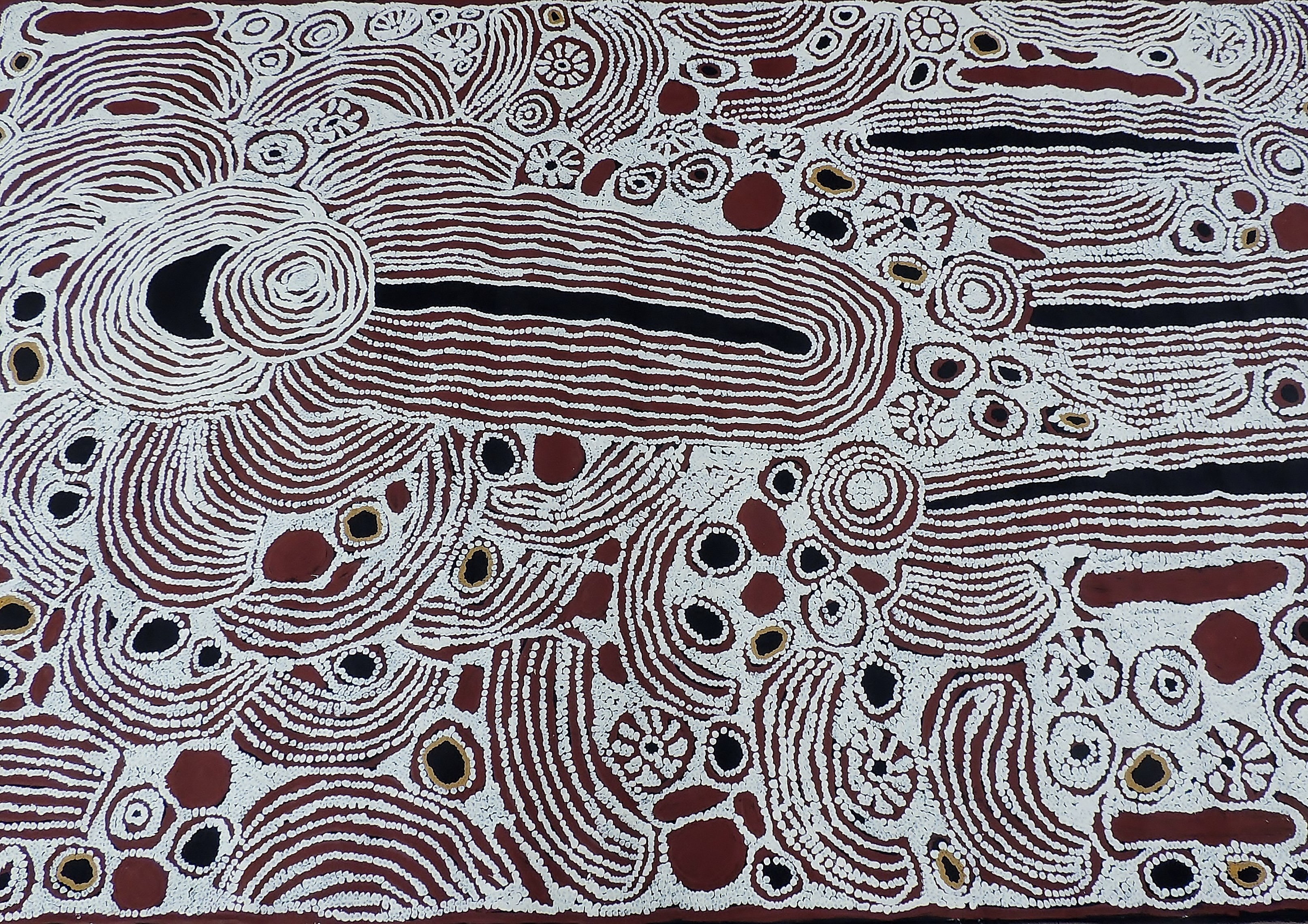 Ancestral Travels 1800 X 2000mm